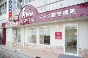 大阪市東住吉区 マック動物病院