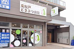 千葉県松戸市 東松戸どうぶつ病院