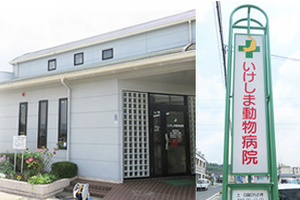 岡山県岡山市 いけしま動物病院