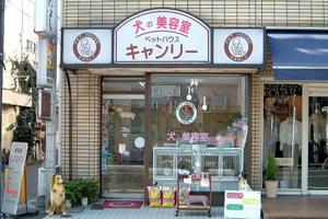 神奈川県茅ケ崎市 ペットハウス キャンリー