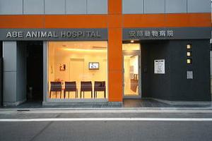 東京都台東区 安部動物病院