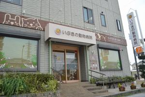 大阪府和泉市 いぶきの動物病院