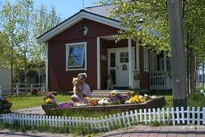 北海道石狩郡 有限会社スウェーデン通り愛犬診療室