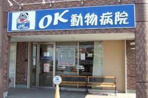 OK動物病院 動物看護士急募  大阪府茨木市