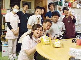 (株)ベッツスギナミ 阿佐谷ペットクリニック 動物看護士募集 東京都杉並区